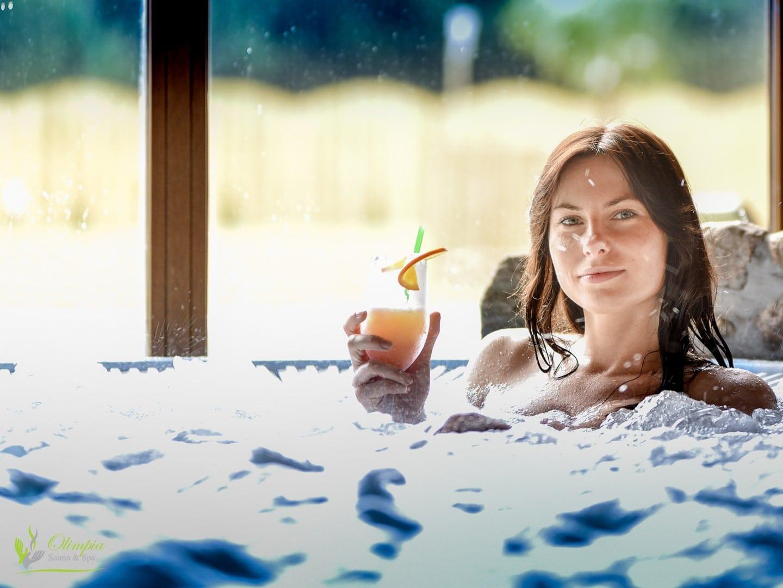 Relaks w Olimpia Sauna & Spa