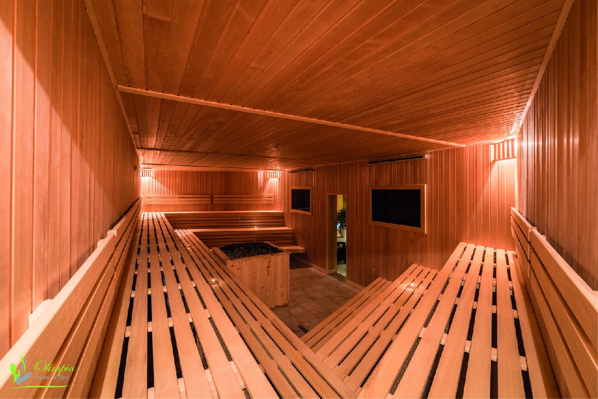 Seanse Saunowe Sauna Olimpia Białcz