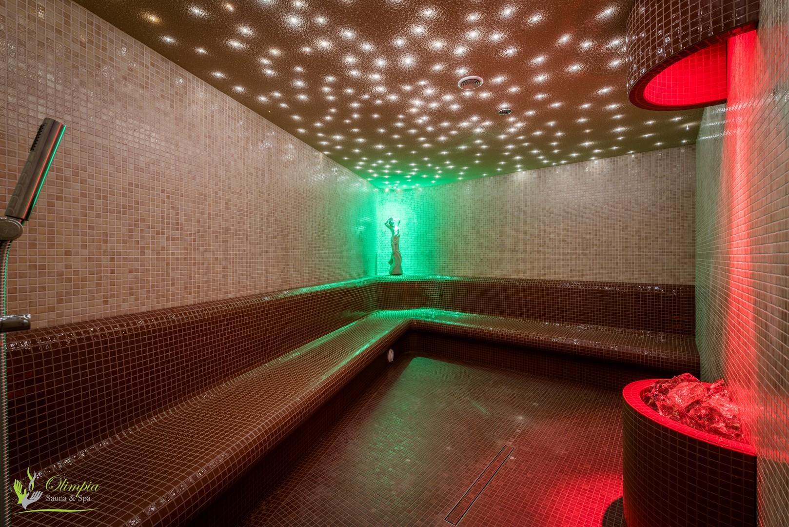 Sauna Infrared w Saunie Olimpia