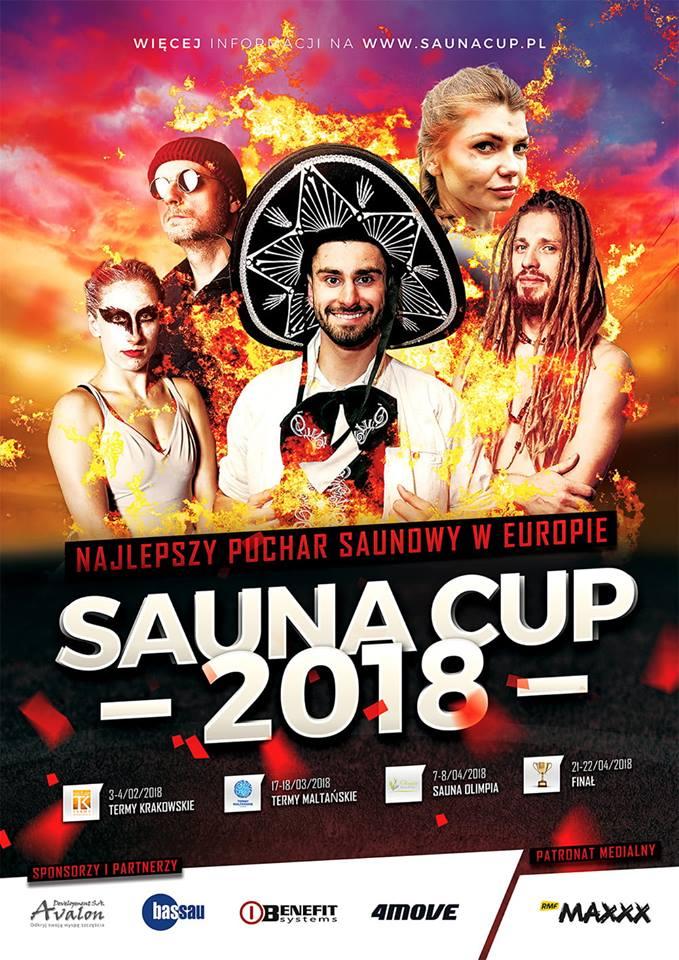 PUCHAR SAUNA CUP 2018 SAUNA OLIMPIA