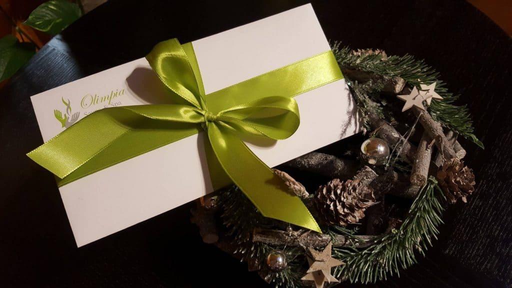 Świetny Prezent! Vouchery Upominkowe naŚwięta Bożego Narodzenia