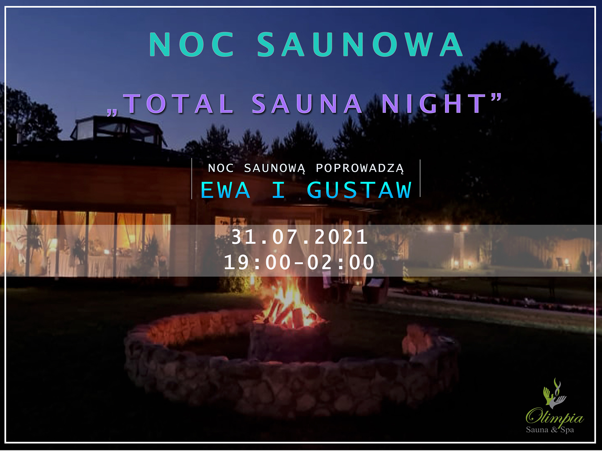 "Noc Saunowa ""Total Sauna Night"""